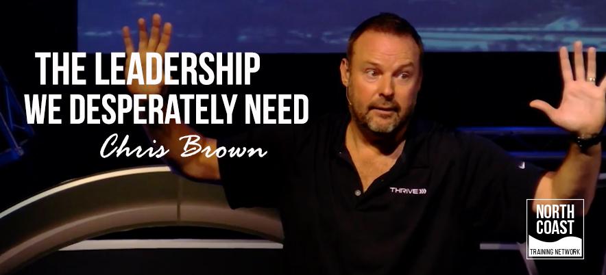 The Leadership We Desperately Need