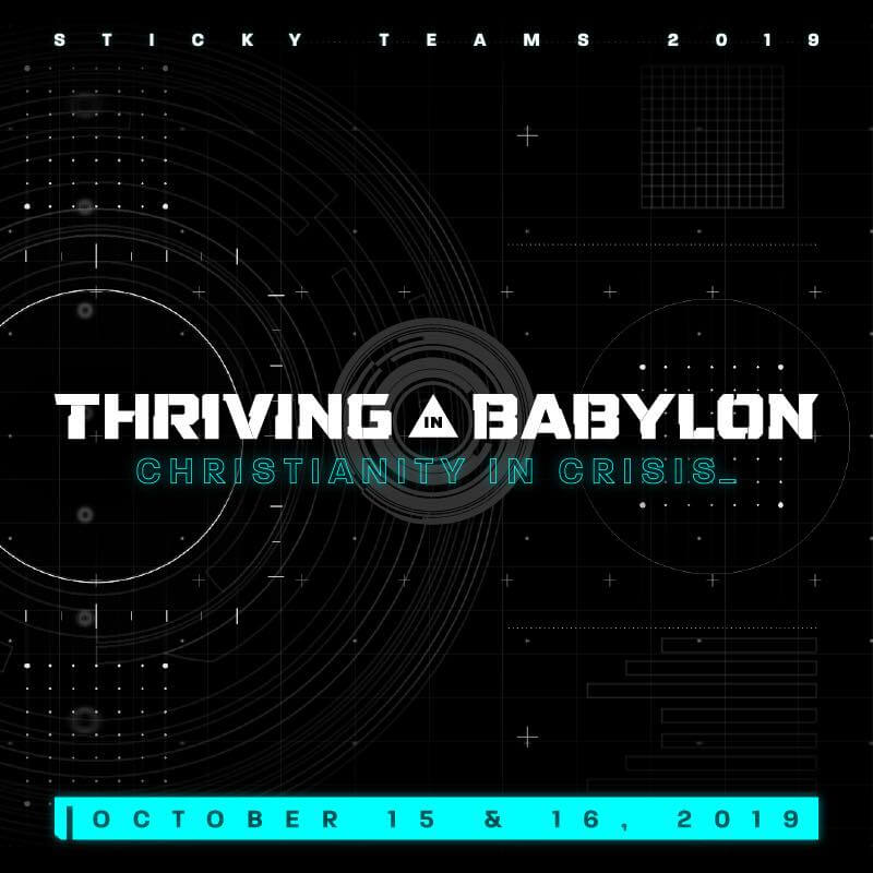 Thriving in Babylon 2019