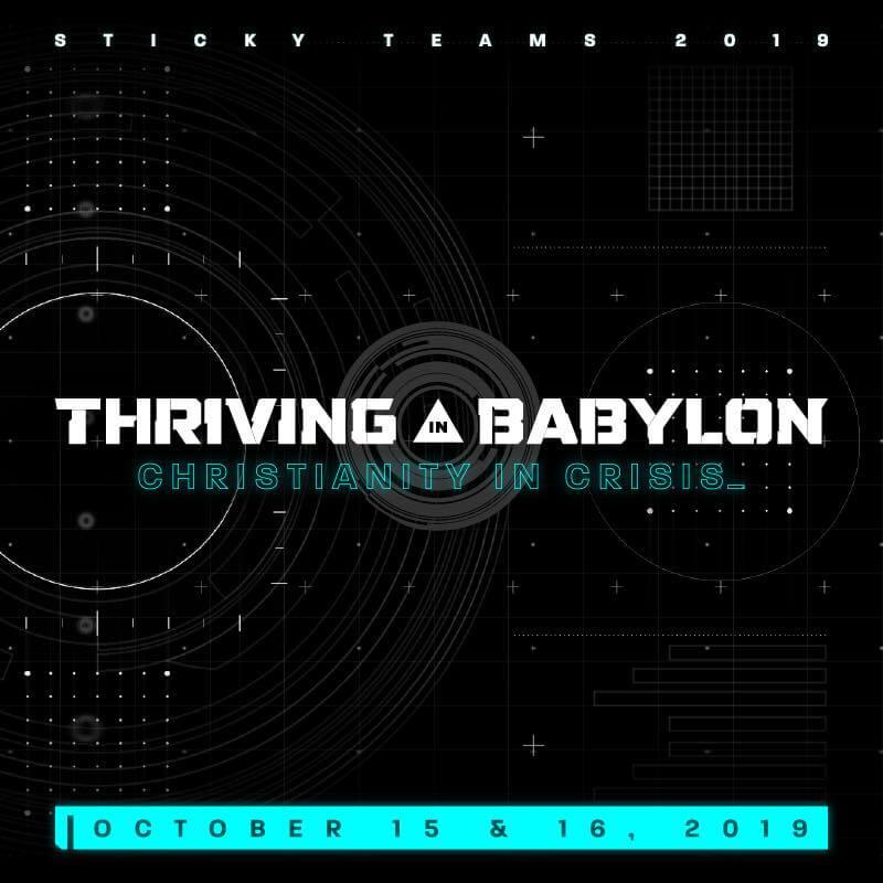 Thriving in Babylon 2019